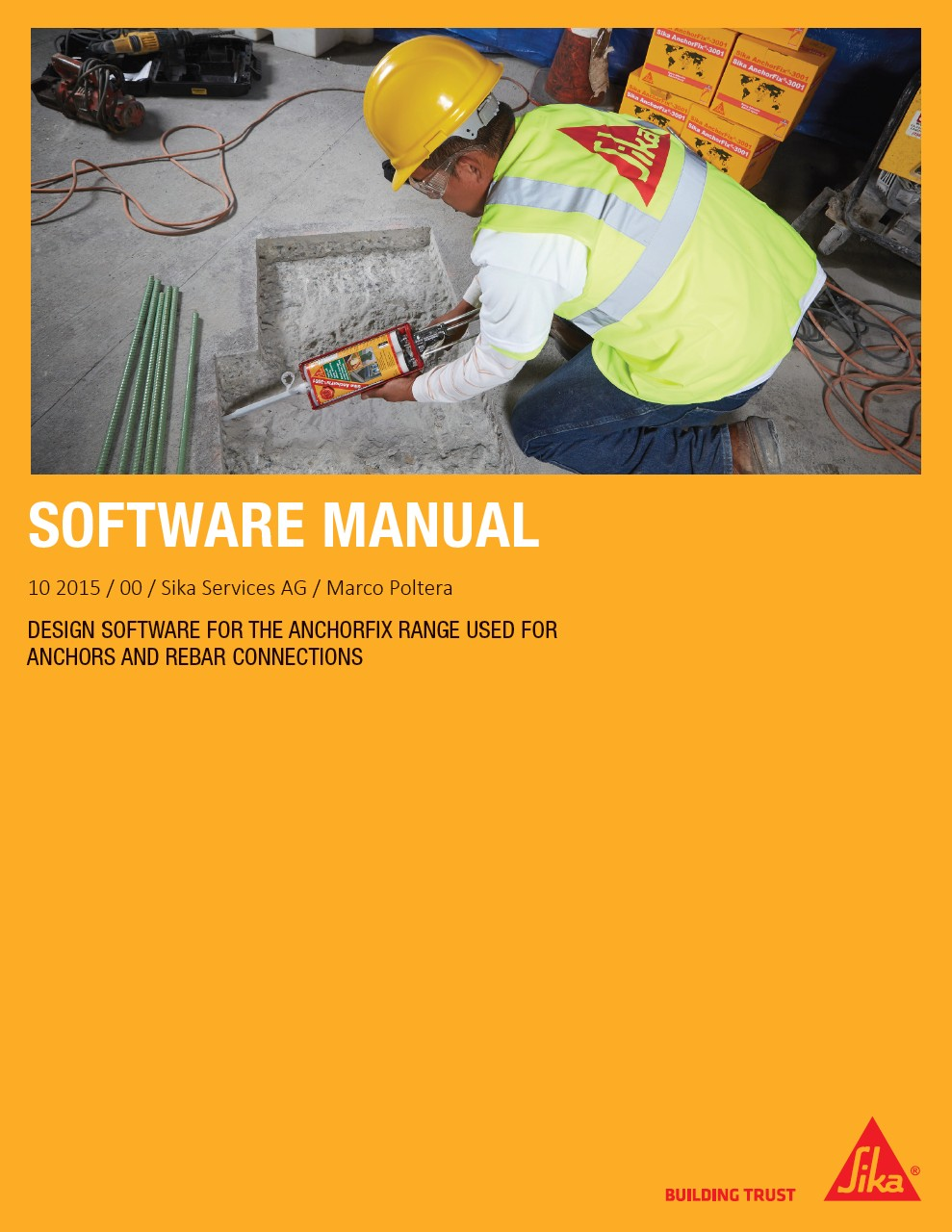 Anchor Design Software Manual