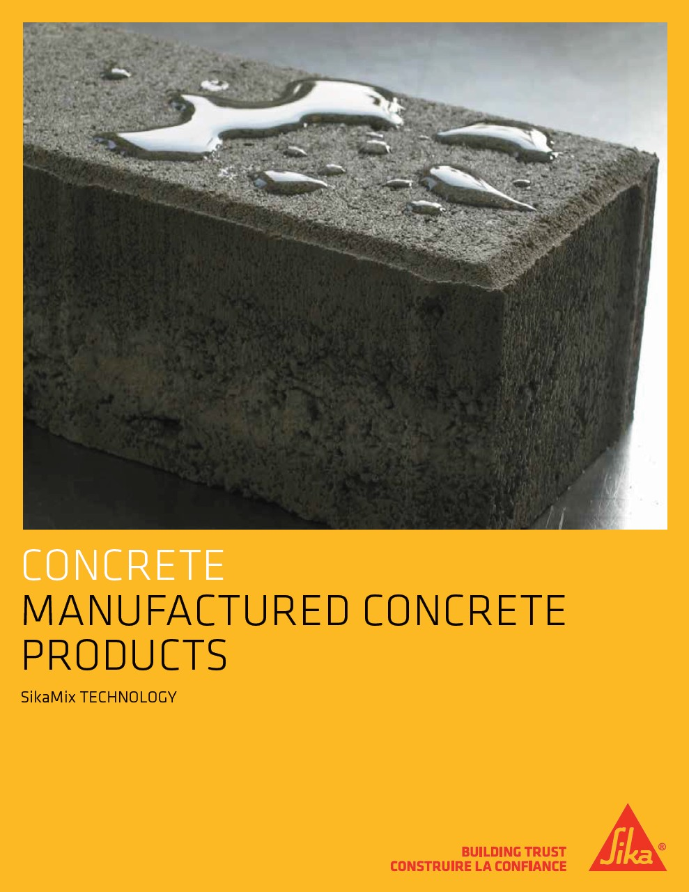 Manufactured Concrete Products